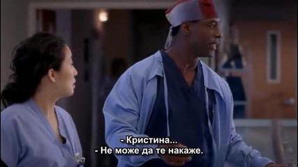Анатомията на Грей сезон 3 епизод 9