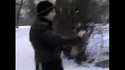 Стреляне С Газов Пищов Ekoltuna !!! 8mm