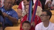 Младежки олимпийски игри 2010 - Таеклондо Мъже над 73 кг Серий
