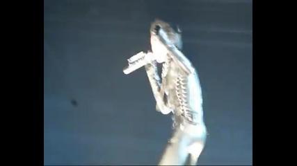 Tokio Hotel - Pain of love - Oslo - Humanoid Tour 03.03.2010