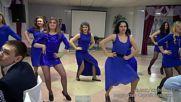Танц на шаферките на сватбата на Елизабет и Сергей Тарасов