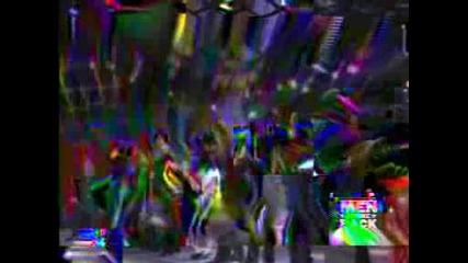 Sting & Enrique Iglesias & Backstreet Boys & Christina Aguilerа & Nelly - finale men strike back