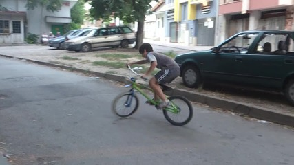 180 with fakie