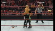 Raw 3 For All 06/15/09 Christian vs Tommy Dreamer [ E C W Championship]