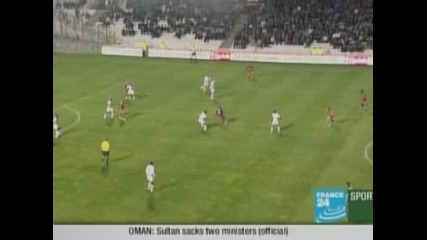 """Рен"" оглави френската Лига 1 след 1:0 над ""Монпелие"""