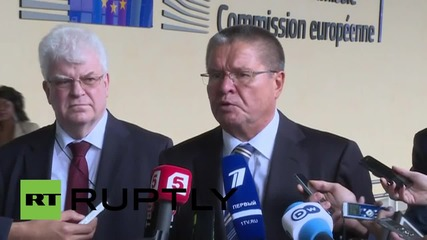 Belgium: Russia and EU close to resolving WTO & Association Agreement disputes