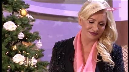 Vesna Zmijanac i Sasa Matic - LIVE - Kad zamirisu jorgovani - (RTV Pink 2014)