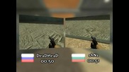 Deadhead vs shnz on kz jumprun