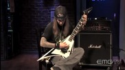 Alexi Laiho  Children of Bodom - In Your Face