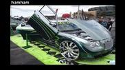 Калифорния зверски тунинг коли Шоу 2010