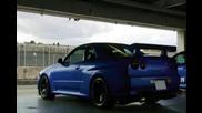 Nissan Skyline R34 Gtr exhaust sound