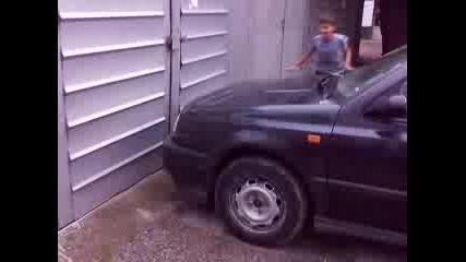 Плъзгане по колата