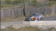 Rallye Monte-carlo 2015- Stages 14-15