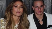 Jennifer Lopez and Ex Casper Smart Caught Kissing