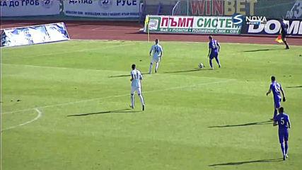 Милчо Ангелов откри головата си сметка в Етър
