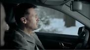 Mnogo smeshna reklama s mercedes