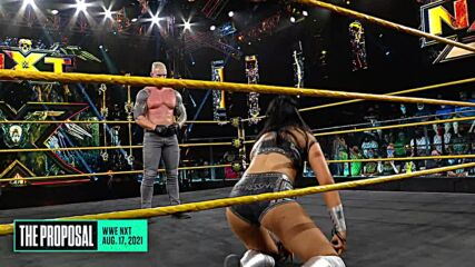 The love story of Indi Hartwell & Dexter Lumis: WWE Playlist