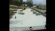 Снегорина се издъни