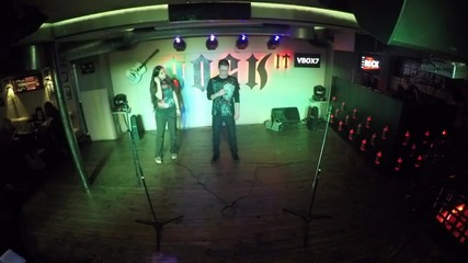 24.02.2015 - Dio & Nadia - Scorpions - Hoilday