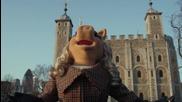 [2/2] Мъпетите 2: Най-издирваният - Бг Аудио (2014) The Muppets Most Wanted [ hd ]