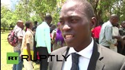 Kenya: Students march in honour of university massacre victims