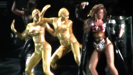 [hd] Beyonce - Diva ( I Am Tour @ Seattle Key Arena )