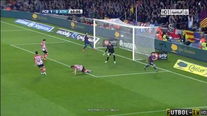31.03.12 Барселона - Атлетик Билбаo 2:0
