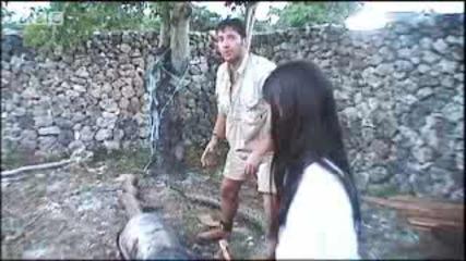 Лакома Змия Си Хапнала Диво Прасенце...:)