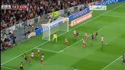 Най-доброто от Неймар срещу Атлетико Мадрид (28.08.2013)