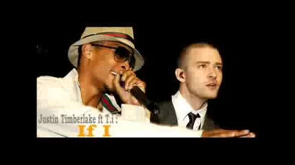 New Justin Timberlake Feat T.i. - If I ( Perfect Bass )