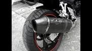 Suzuki Bandit 650 Sarachu Exhaust