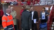 Отменения гол на Арсенал и реакцията на Мусю Венгер