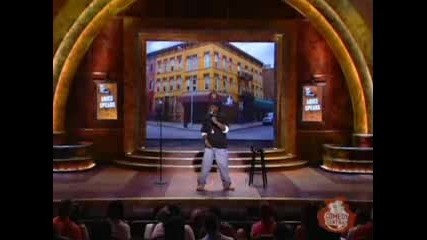 Comedy Central Presents Aries Spears Pt.3