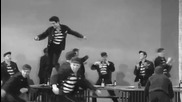 Elvis Presley - Jailhouse Rock (music video in Hd)