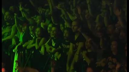 Manowar пеят химна на България ! Велико !