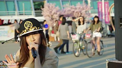 The Ark - Love The Way You Lie Yuna Kim and Yujin - Yeouido Hangang Park