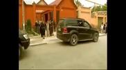 Ненормална сватба на мафиот в Чечня