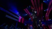 Луд Концерт на Black Eyed Peas - Shut Up [ M T V World Stage 2011]