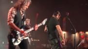Metallica ⚡ ⚡ Moth Into Flame // Metontour Santiago Chile 2017