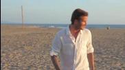David Beckham демонстрира невероятни умения на плаж в Калифорния