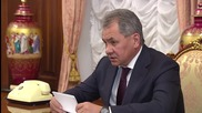 Russia: Putin orders DM Shoigu to start military withdrawal from Syria