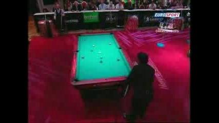 Ronnie O Sullivan vs Ian Mcculoch game 11