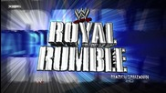 Wwe Royal Rumble 2011 Theme Song - Living In A Dream