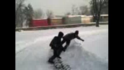 Ska4ane V Snega