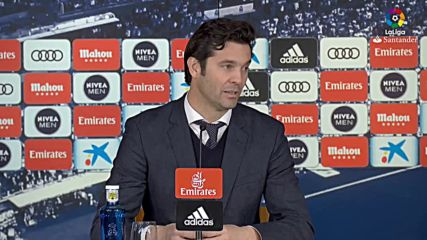 Spain: We'll fight to the end in all three competitions - Real's Solari