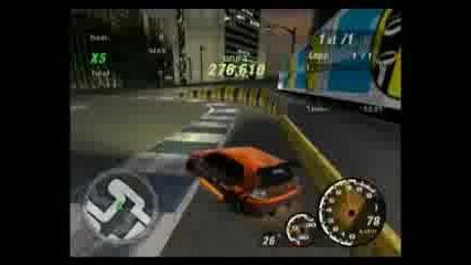 Parkade Drift 4