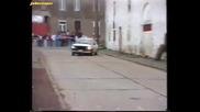 Opel Ascona B - Pascal Deroeck - Rallysprint Estinnes 1995