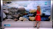 Прогноза за времето (13.06.2015 - централна)