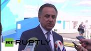 Russia: Leonid Slutsky is the new Russian national football team coach, says Mutko