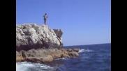 скок от скала